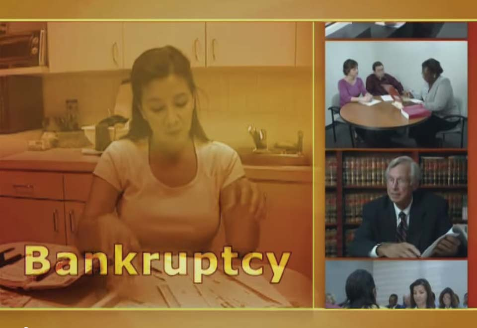 Bankruptcy Basics Video FAQ